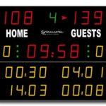 352 MF 3023 FIBA
