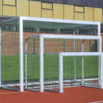 Poarta aluminiu pentru antrenament