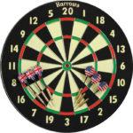 Board Bristow Family Darts Game