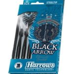 Set sageti Black Arrow Steel