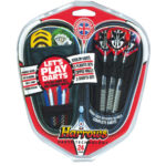 Let`s Play Darts Gift Set Steel