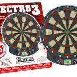 Electro Series 3 Electronic Dart Game
