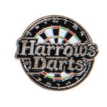 Darts Pin Badges