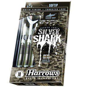 Set sageti Silver Shark Soft 1