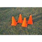 Set conuri marcaj antrenament atletism