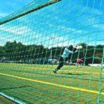 Plasa poarta fotbal HUCK, fir 5mm, adancime 80x200cm