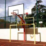 Sistem multisport Baschet-Handbal-Fotbal