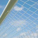 Plasa poarta fotbal 7,5 x 2,5 x 0,8 x 2 m, fir 3 sau 4mm