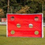Perete/prelata pentru poarta de fotbal 3,7x2m