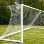 Plasa poarta fotbal 7,5 x 2,5 x 0,8 x 2 m