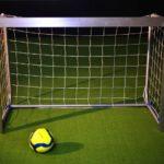 Poarta fotbal din aluminiu 1,5m x 1m