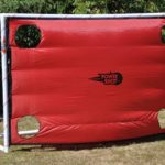 Perete/prelata pentru poarta de fotbal 2,4x1,8m