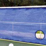 Perete/prelata Huck pentru poarta fotbal 3x2m