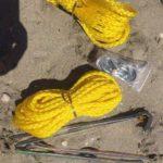 set fixare si ancorare stalpi beach volei