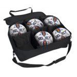 Geanta pentru 6 mingi de Handbal Select