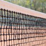 Tennis Netz - Nahaufnahme (piqs.de ID: 4abb46429935a457d850c8b4b0ff547a)