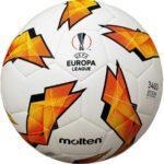 Minge fotbal Molten, design UEFA Europa League , cusaturi sigilate