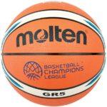 Minge baschet MOLTEN GR5-CR Basketball Champions League