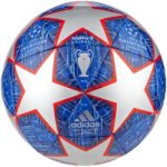 Minge de fotbal ADIDAS Finale Capitano Madrid 2019  Replica a mingii oficiale de joc folosita la finala UEFA Champions League Madrid 2019.